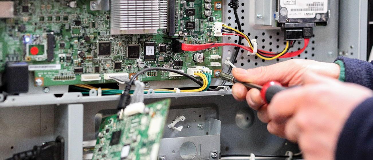Test & Repair