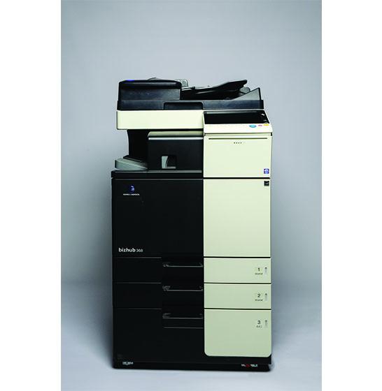 Used and reconditioned copiers sales Konica-Minolta Bizhub 368