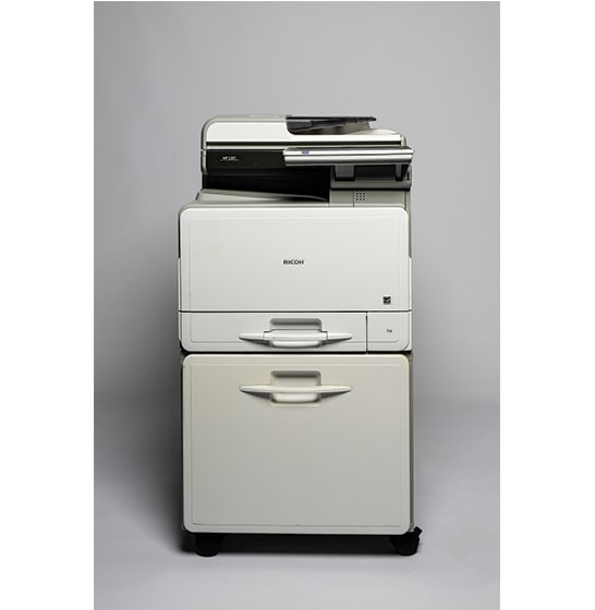 Used and reconditioned copiers sales Ricoh-MPC-307