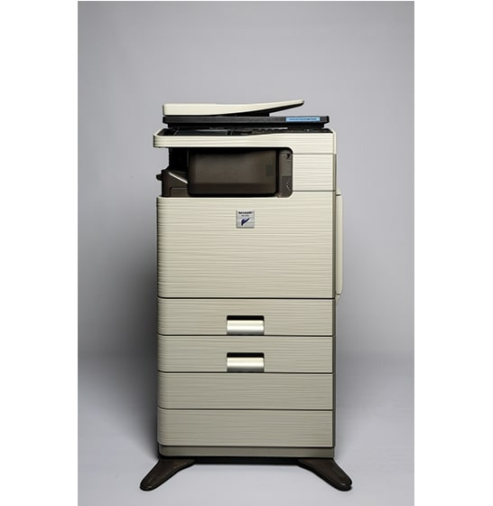 Used and reconditioned copiers sales Sharp-MXB-582