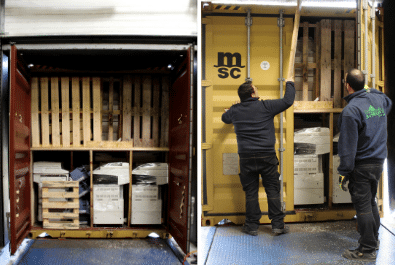 Loading containers: this is how we do!