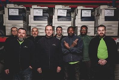 matmond équipe technique copieurs d'occasion