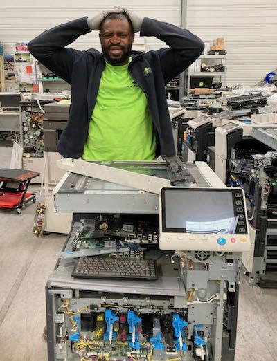 photocopier repair