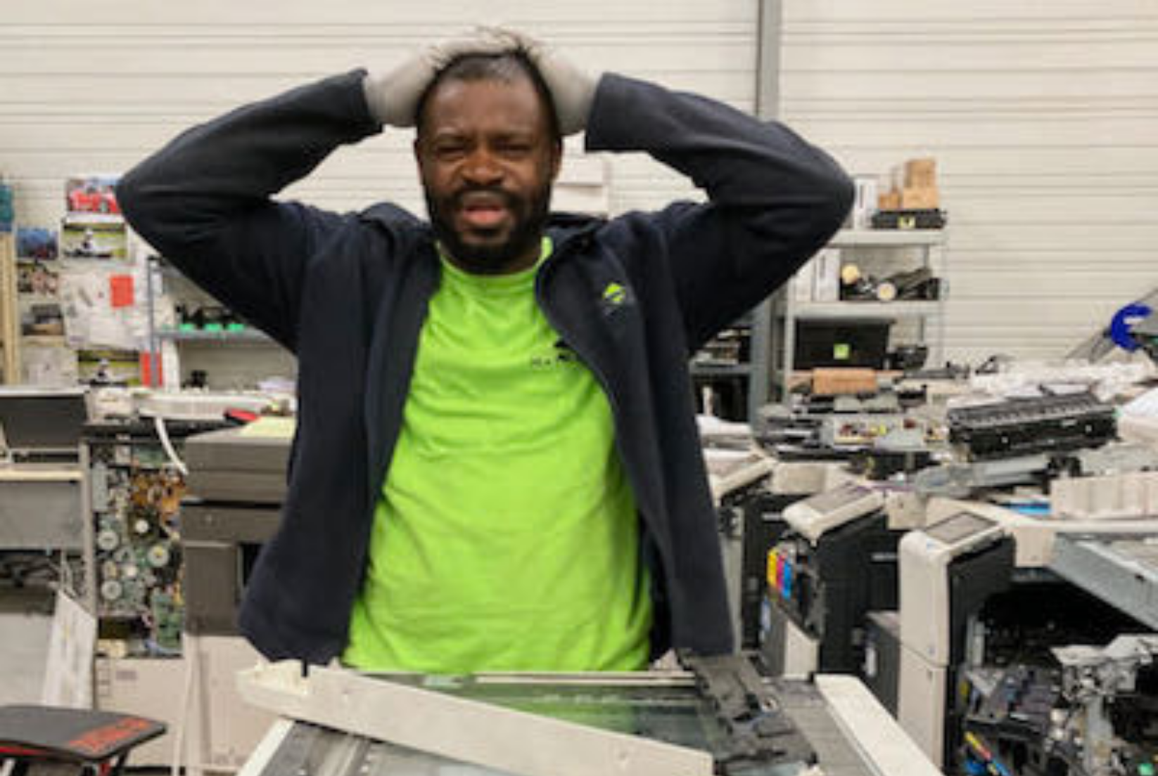 Photocopier Repair: How do we deal with it?